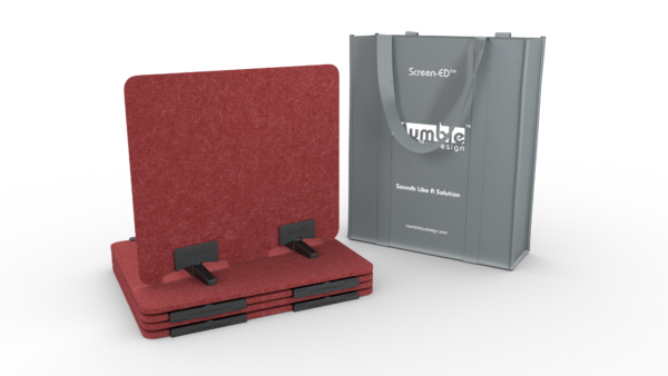 Red Student dividers