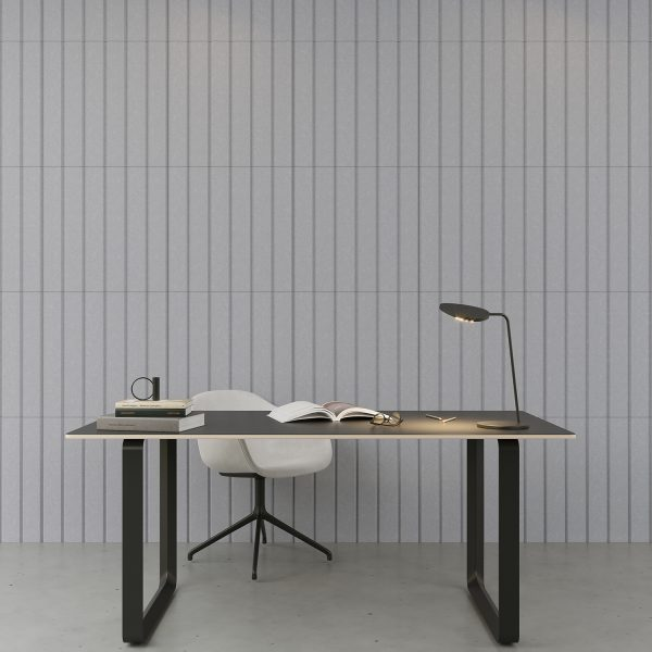 Axis Grooved Acoustic Wall Panels